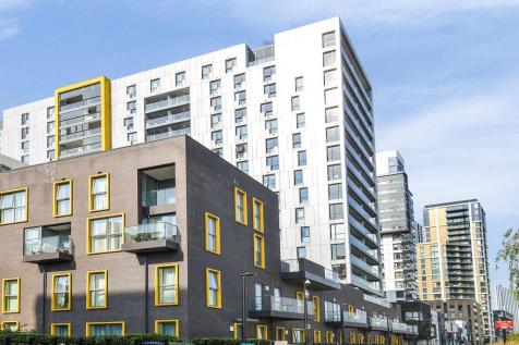 Bessemer Place, North Greenwich SE10. 3 bedroom flat for sale
