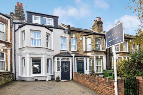 Eglinton Hill, Shooters Hill SE18. 4 bedroom terraced house for sale