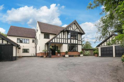High Road, Chigwell. 6 bedroom detached house for sale