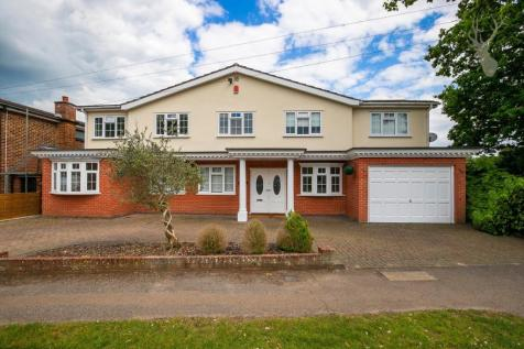 Baldwins Hill, Loughton, Essex. 5 bedroom detached house for sale