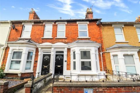 Western Street, Old Town, Swindon, Wiltshire, SN1. 4 bedroom terraced house