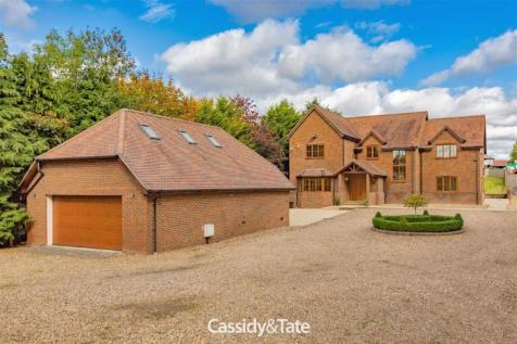 Lye Lane, St. Albans, Hertfordshire. 7 bedroom detached house for sale