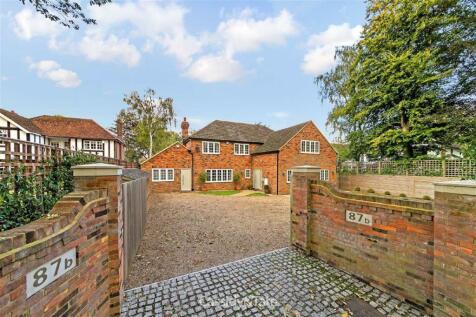 Sandpit Lane, St Albans, Hertfordshire. 6 bedroom detached house for sale