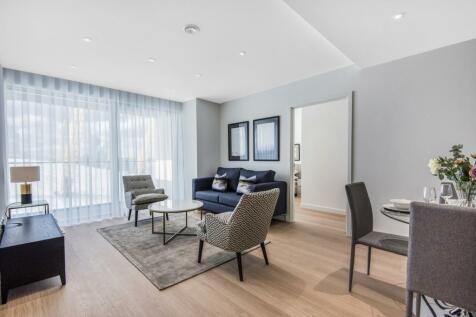 No.1, Upper Riverside, Cutter Lane, Greenwich Peninsula, SE10. 2 bedroom apartment