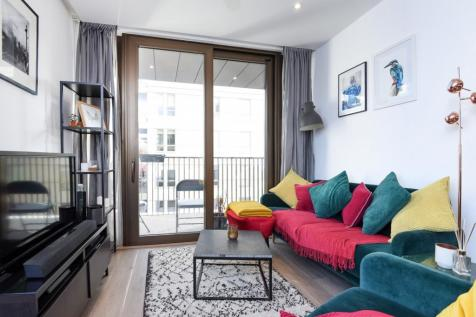 The Fulmar, Reminder Lane, Lower Riverside, Greenwich Peninsula, SE10. 2 bedroom apartment