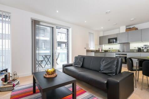 Roper, Reminder Lane, Greenwich Peninsula, SE10. 1 bedroom apartment