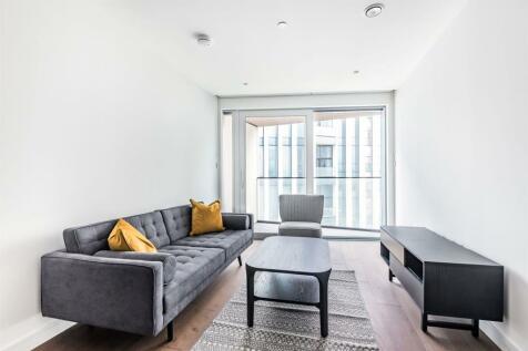 No.5, Upper Riverside, Cutter Lane, Greenwich Peninsula, SE10. 1 bedroom apartment