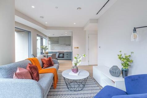 No.3, Upper Riverside, Cutter Lane, Greenwich Peninsula, SE10. 2 bedroom apartment