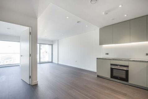 No.2, Upper Riverside, Cutter Lane, Greenwich Peninsula, SE10. 1 bedroom apartment