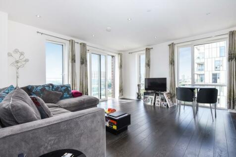 The Roper, Reminder Lane, Parkside, Greenwich Peninsula, SE10. 1 bedroom apartment