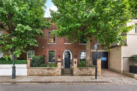 Glebe Place, Chelsea, London, SW3. 3 bedroom house