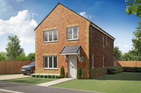 Woodhorn Lane, Ashington, NE63 9JJ. 4 bedroom detached house for sale