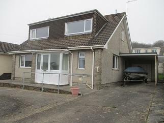 Danygraig Avenue, Porthcawl, South Glamorgan, Bridgend (County of), CF36. 4 bedroom detached house