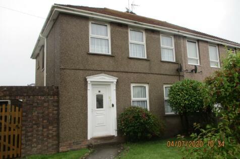 St. Davids Way, Porthcawl, South Glamorgan, Bridgend (County of), CF36. 3 bedroom semi-detached house