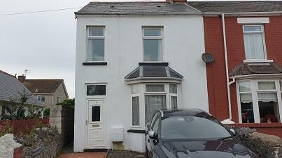 Reynallt Place, Porthcawl, South Glamorgan, Bridgend (County of), CF36. 3 bedroom end of terrace house