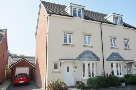 28 Clos Y Mametz, Newton, Porthcawl. 4 bedroom semi-detached house