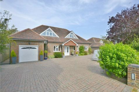 Vernham Road, Winchester, Hampshire. 4 bedroom detached house
