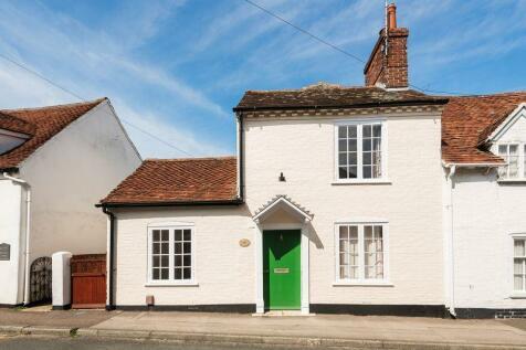 West Street, Titchfield. 2 bedroom cottage