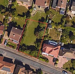 Palmerston Way, Alverstoke. Land for sale