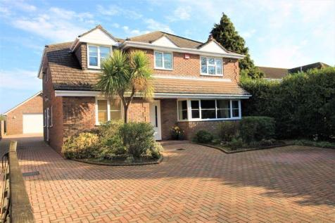 Greenaway Lane, Warsash. 5 bedroom detached house