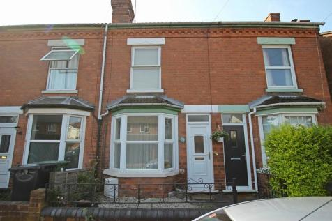 Church Road, Worcester. 2 bedroom terraced house