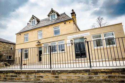 Grosvenor House Apartments, Long Lane, Huddersfield. 15 bedroom apartment for sale