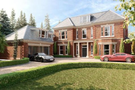 Devenish Lane, Ascot. 6 bedroom detached house for sale