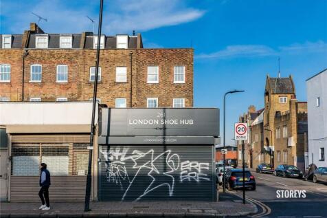 Hackney Road, Shoreditch, London, E2. 1 bedroom apartment