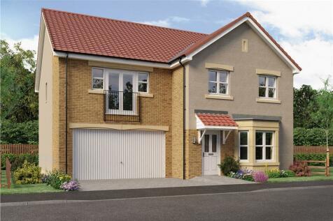Kingsfield Drive, Newtongrange, EH22 4FN. 5 bedroom detached house