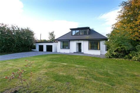 Coylton Road, Newlands, Glasgow. 4 bedroom detached house for sale