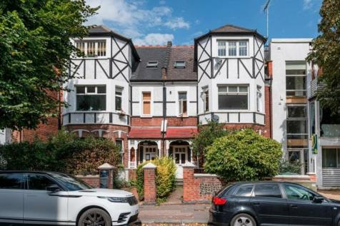 Crouch Hall Road, Crouch End, London. 2 bedroom flat