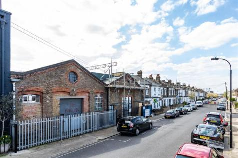Waldo Road, NW10. Semi-detached house for sale
