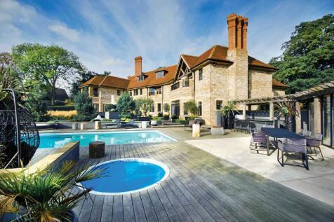 Grovelands, Totteridge Green, N20. 11 bedroom house for sale