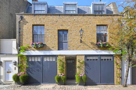 Belgrave Mews South, Belgravia SW1X. 3 bedroom mews house for sale