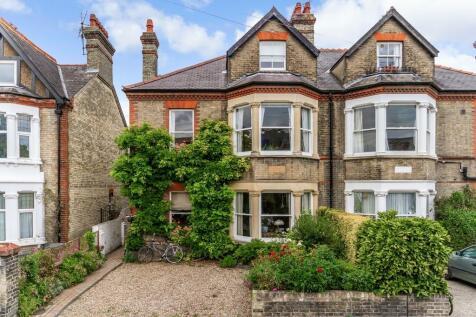 St Barnabas Road, Cambridge. 5 bedroom semi-detached house