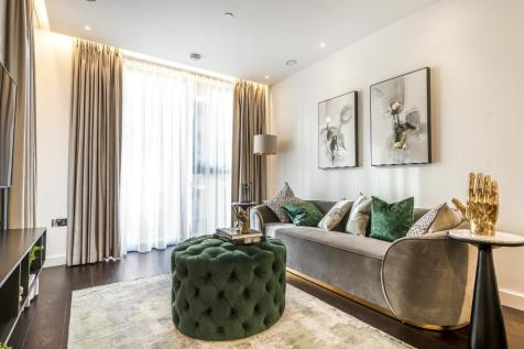 Madeira Tower, London, SW11 7AA. 2 bedroom flat