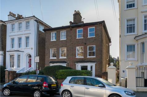 Elsynge Road Wandsworth, London, SW18. 5 bedroom semi-detached house