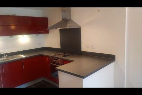 Alpha House Broad Street, Northampton, NN1. 2 bedroom flat