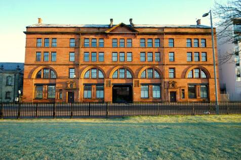 Greendyke Street, Glasgow, G1. 3 bedroom flat