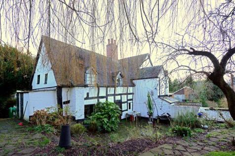 Arleston Village, Telford, TF1. 4 bedroom detached house