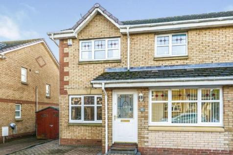Perrays Grove, Dumbarton, G82. 3 bedroom semi-detached house for sale