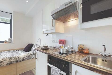 Nido Castle Hill, 3 Histon Road, Cambridge, Cambridgeshire, CB4. Studio flat