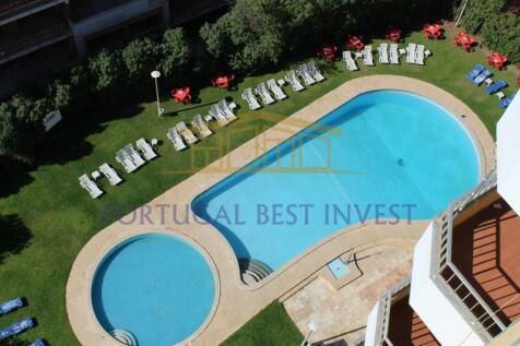 Algarve, Praia da Rocha. 3 bedroom penthouse for sale
