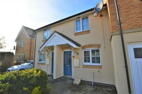 St Katherines Mews, Hampton Hargate, Peterborough. 2 bedroom terraced house