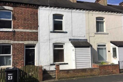 Camwal Terrace, Harrogate. 2 bedroom terraced house