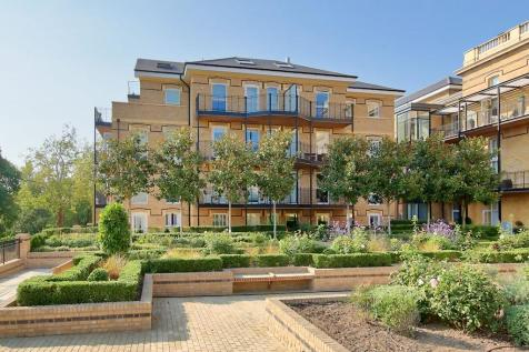 Chambers Park Hill, London. 3 bedroom apartment