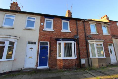Bedford Street, Darlington. 2 bedroom terraced house