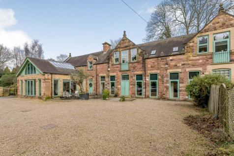 Makeney Road, Milford, Belper, Derbyshire - HOUSE AND HOLIDAY LET COMPLEX. 12 bedroom house for sale