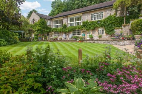 Buxton Road, Ashford-In-The-Water, Bakewell, Derbyshire. 8 bedroom detached house for sale
