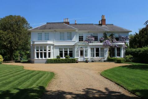 Burton Street, Tutbury, Burton-On-Trent, Staffordshire. 6 bedroom detached house for sale